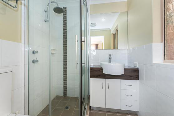 Frameless Shower Screen Designs by Property Makeovers & Maintenance