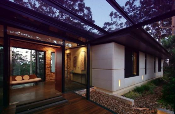 Entrance Designs by Suzanne Hunt Architect