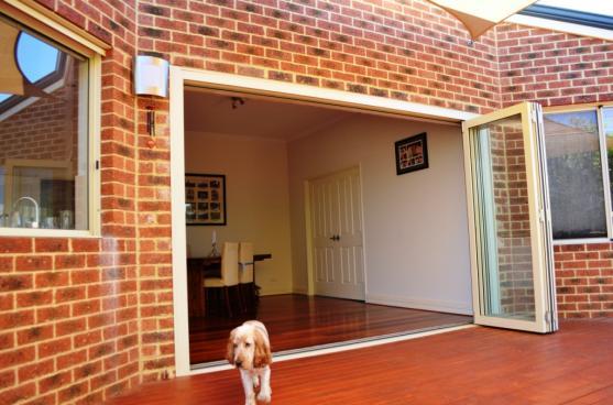 Bifold Door Designs by Doorstop