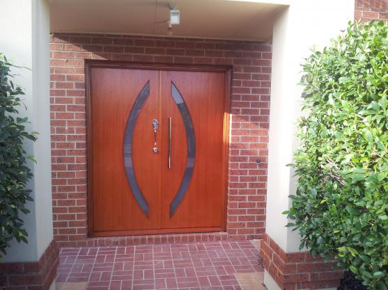 Front Door Designs by Carpentry and Renovations Experts