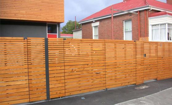 Timber Fencing Designs by Security Fencing Pty Ltd