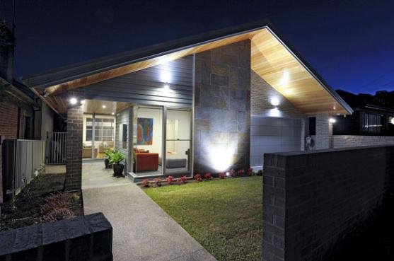 Entrance Designs by Sorensen Design & Planning