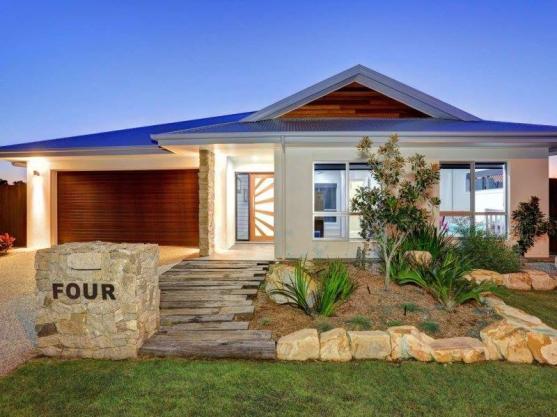 Entrance Designs by Nathan Groszmann Constructions