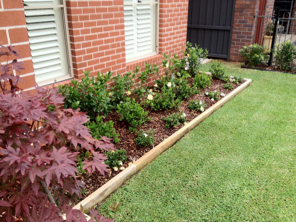 How To Install Garden Edging Hipagescomau