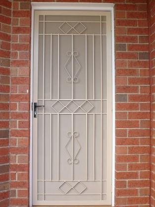 Security Door Designs  by Ashwood Security Doors, Blinds and Shutters