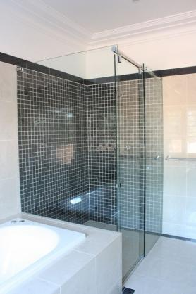 Mosaic Tile Design Ideas by White Bathroom Co
