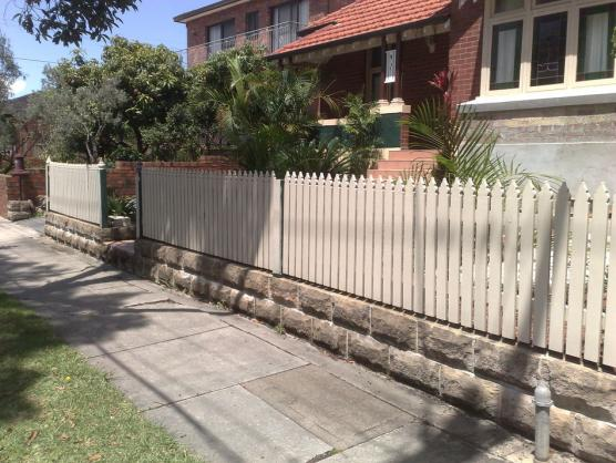 PVC Fencing Designs by Fencing Gates Decking