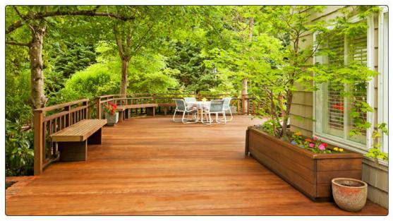 Composite Decking Designs by Majors building and carpentry