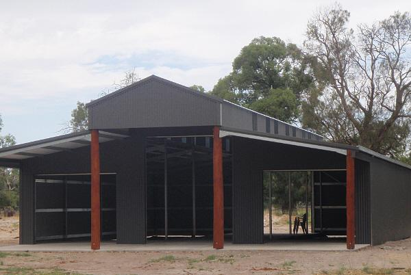 Advanced Barns Amp Sheds Bunbury Brent Paterson