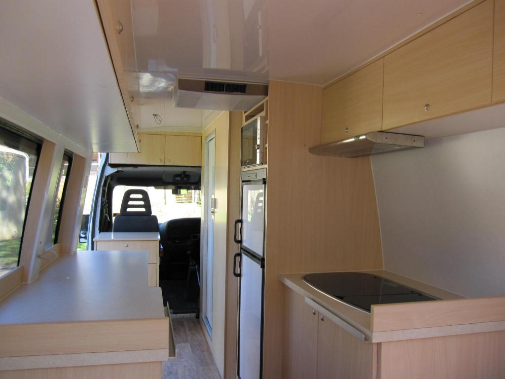 Caravan Amp Motorhome Cabinet Making North Arm
