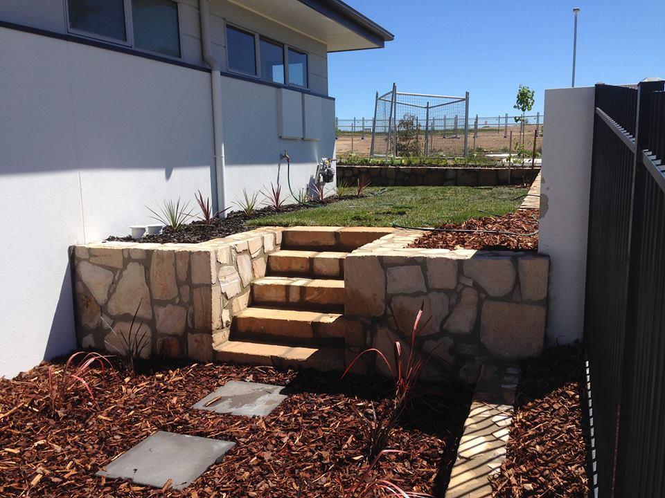 Prestige rockwalls landscaping forde 1 reviews for Landscape design jobs adelaide