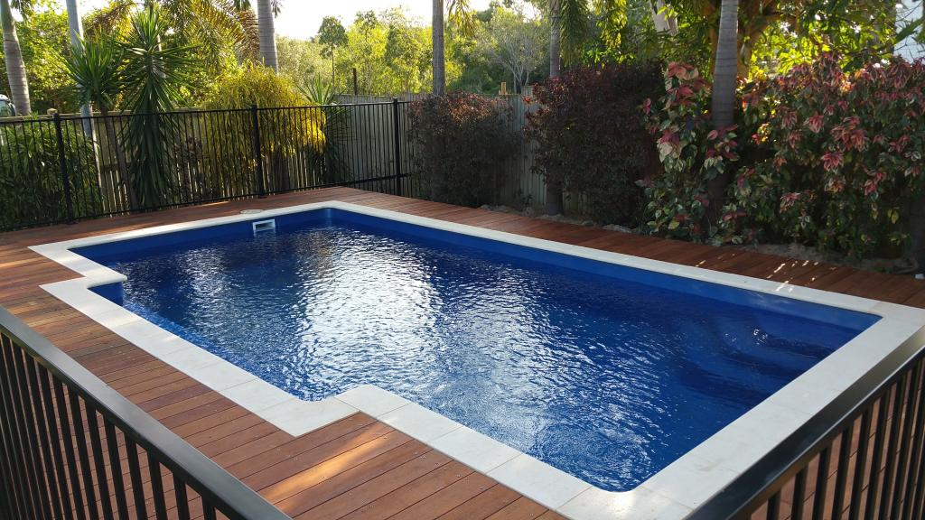 Townsville lifestyle pools rosslea 3 reviews hipages for Pool showrooms sydney