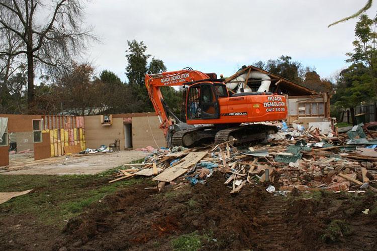 Roach Demolition Amp Excavations Ringwood 1