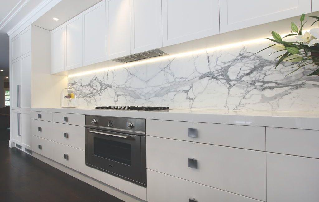 Kitchen Splashback Ideas Stainless Steel