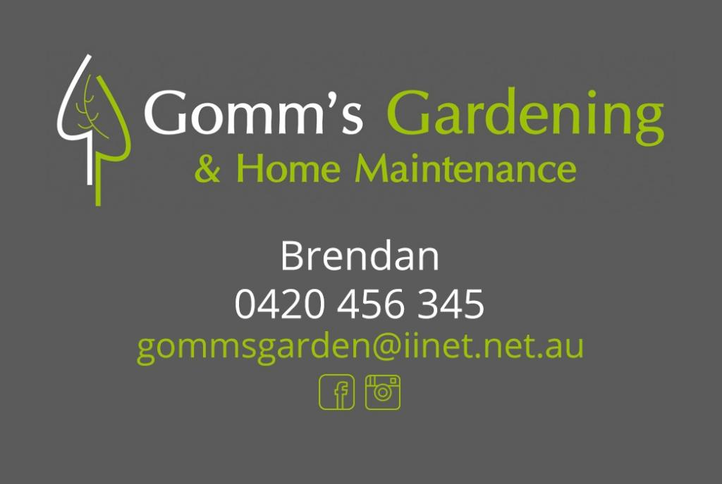 Gomm Gardening And Maintenance Services Perth Gomm S