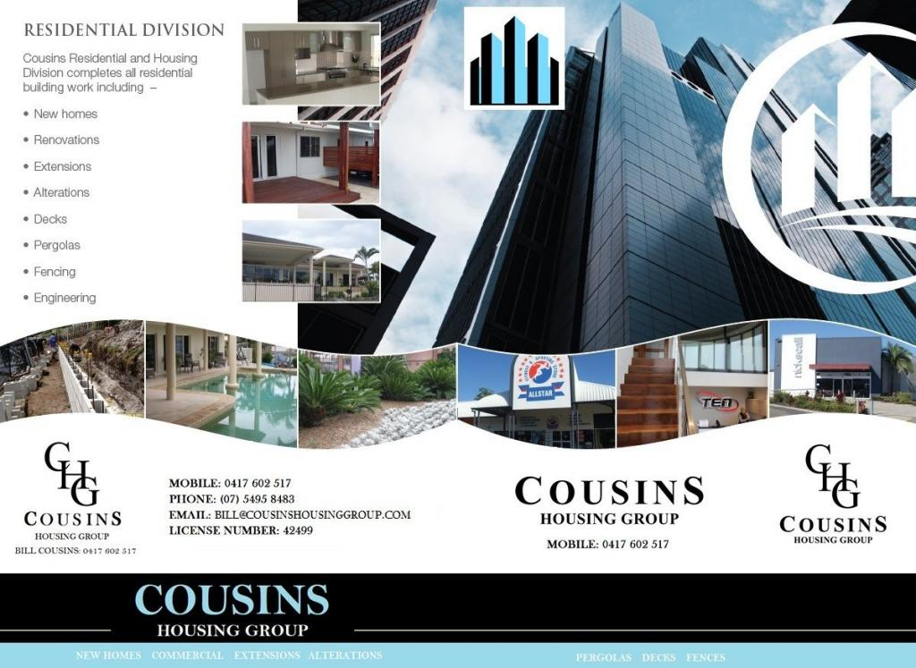 Cousins Housing Group Upper Caboolture William 5
