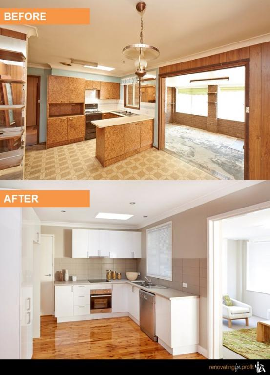 Amazing renovation sydney chatswood william xu 3 for Renovation projects before and after