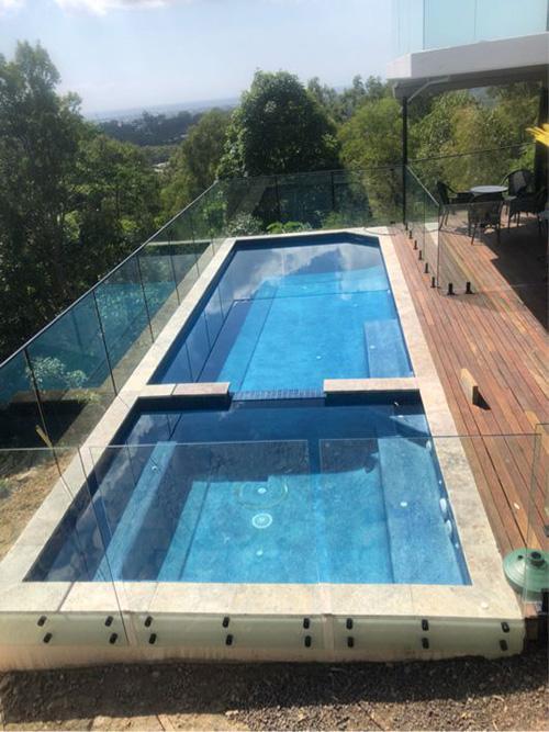 The Pool Reno Guy Amp We Build Pools Buddina Wylie