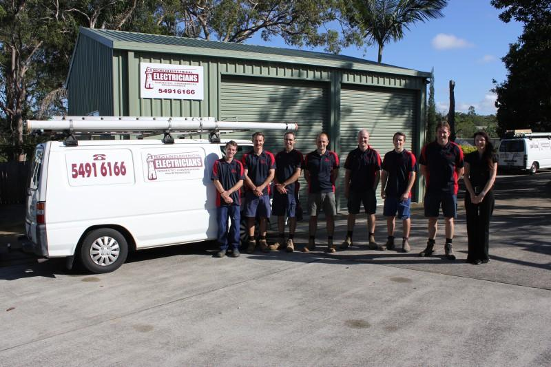 Nicklin Electrical Sunshine Coast Recommendations