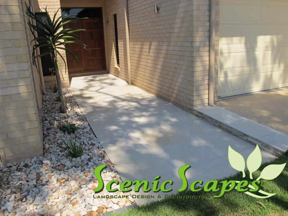 scenic scapes landscaping - kenmore hills  queensland - evan robins - 2 reviews