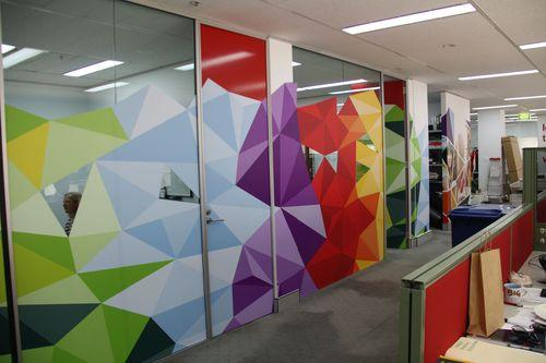 Cai wall solutions caboolture sharon johnson 6 for Graphic design interior design