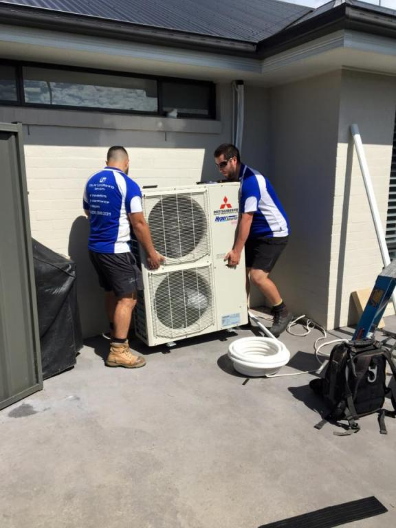 D E Air Conditioning Services Wollongong Daniel
