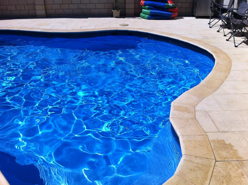 Inspiration blue star pool pools australia hipages for Inspiration pool cleaner