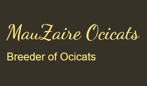 Mauzaire Ocicats Logo