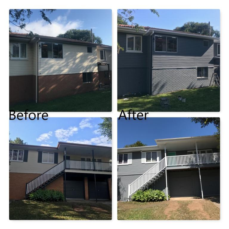 The Best Local Roof Painting Specialists near Toowoomba QLD