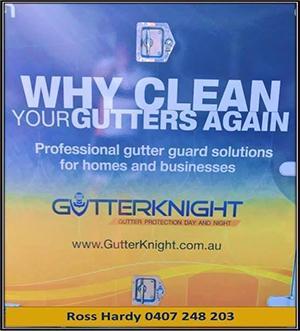 Western Sydney Gutter Knight Bligh Park Ross Hardy 8