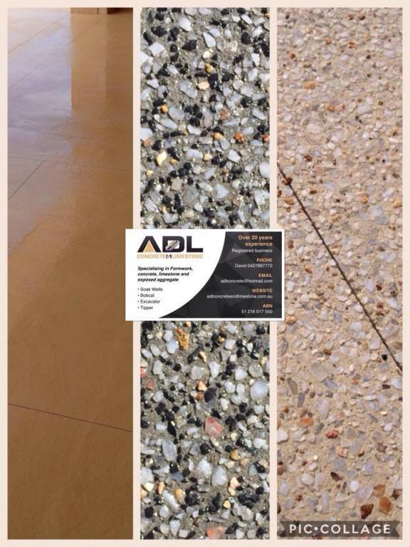 Adl Concrete And Limestone Mandurah David Anderson