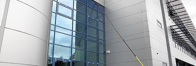 Sky Rise Window Cleaning 40 Km Radius From Melbourne