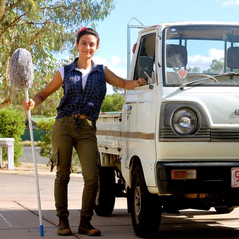 Kelly Winterflood Cleaning Services Alice Springs
