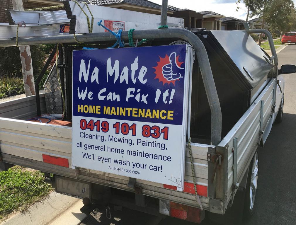 Na Mate Home Maintenance Craigieburn Recommendations