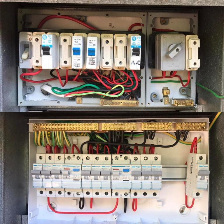 Heath Fowler Electrical Services Servicing From