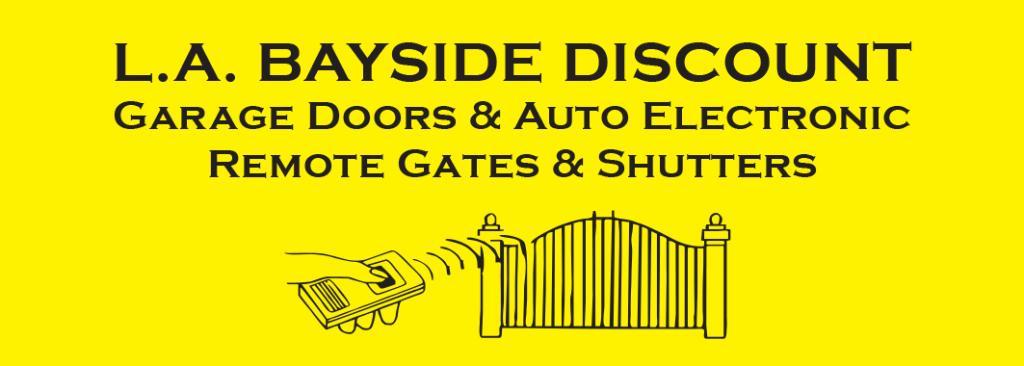 La bayside garage doors gates balaclava 2 for Bayside garage doors
