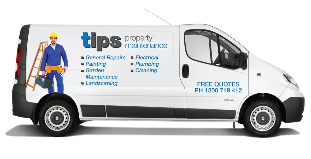 Tips Property Maintenance St Peters Anthony Winter