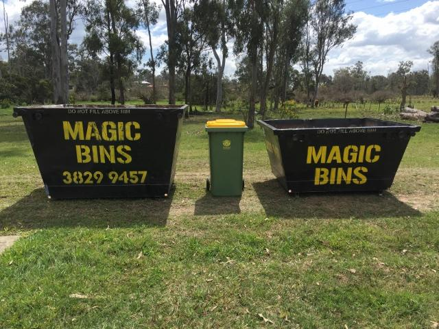Magic Bins All Southside Bayside West Suburbs 36