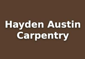 Hayden Austin Carpentry Beldon Hayden Austin 1