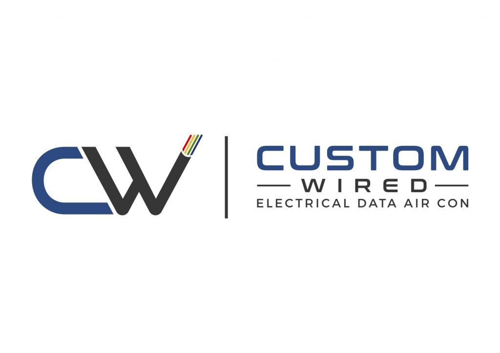 Custom Wired logo - Galleries - Custom Wired