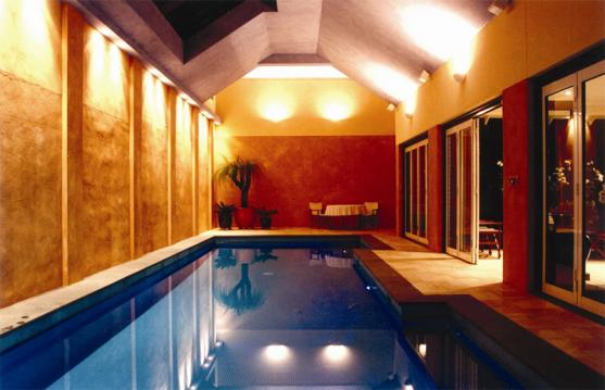 Indoor Swimming Pool Designs by DSP Architects