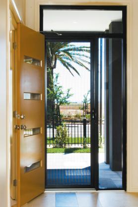 Security Door Designs  by Bugs No More