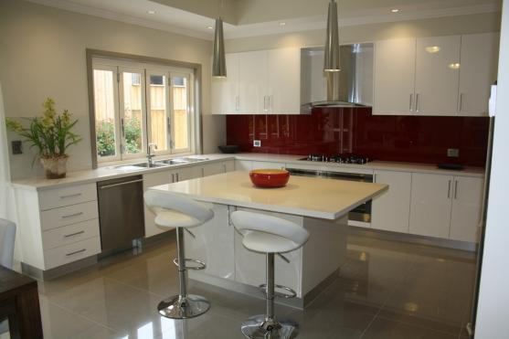 Kitchen Island Design Ideas by Powney & Powney Supreme Kitchens Pty Ltd