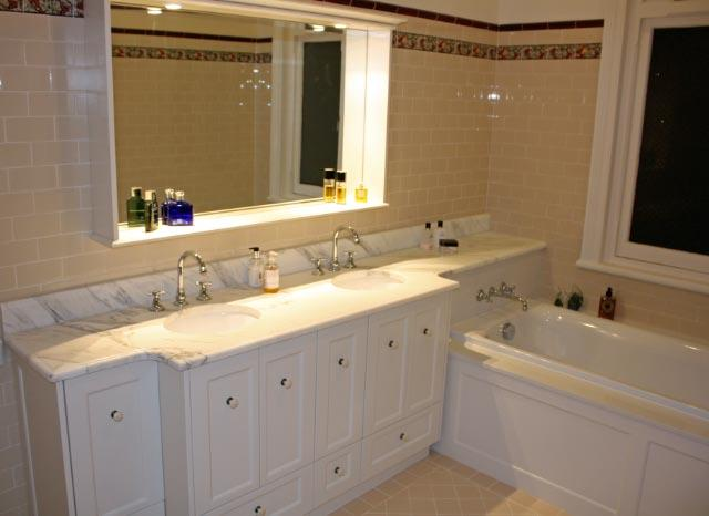 Bathroom Renovation With A Limited Budget Hipagesau Impressive Budget Bathroom Remodel Painting