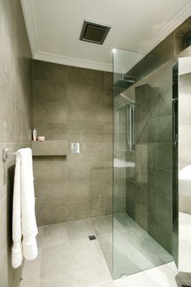 Frameless Shower Screen Designs by Revive Design Solutions