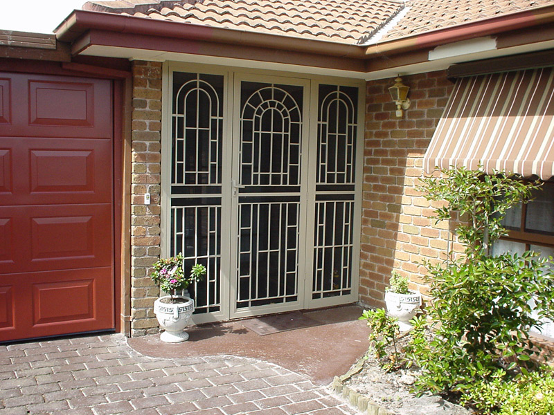 Front Door Designs by Bugs No More