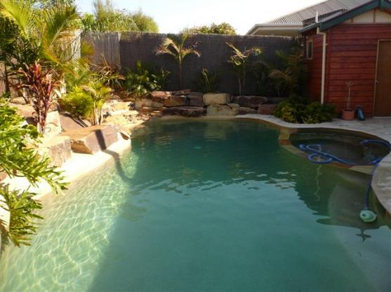 Swimming Pool Designs by Cannscape Pty Ltd