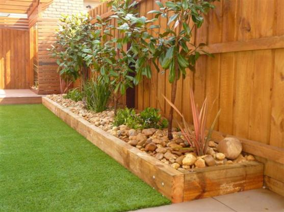Retaining Wall Design Ideas by Cannscape Pty Ltd