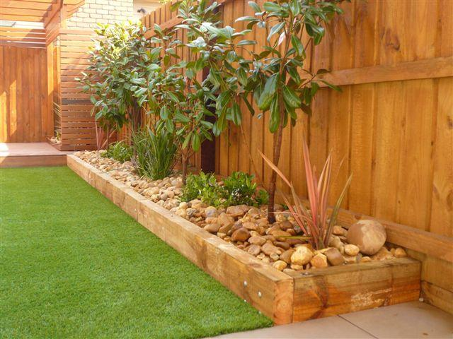 Front yard gardens gallery landscape inspirations s for Back garden designs australia