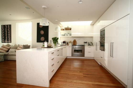 Kitchen design ideas get inspired by photos of kitchens for Australian home interior designs